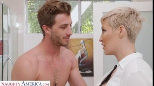 Horny Milf Ryan Keely Takes Cock From Her Son's Friend Naughtyamerica