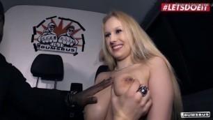 LETSDOEIT - #Angel Wicky #Kookie Ryan - Lucky Busty Czech MILF Takes BBC And Money On The Van Fuck