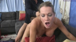 Allura's Jealous Stepson Makes Her His Whore