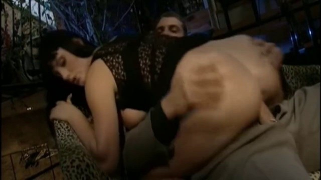 ANAL COUGAR Anal Vintage TITFUCK - Blowjob Pussy Licking Titjob, MILF Sucking Penis Assfucked TITJOB