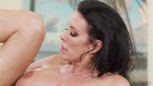 Fantasy Massage With Reagan Foxx Chubby Big Tits