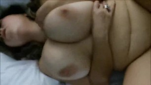 Chubby MILF with a Stunning Pair of Tits