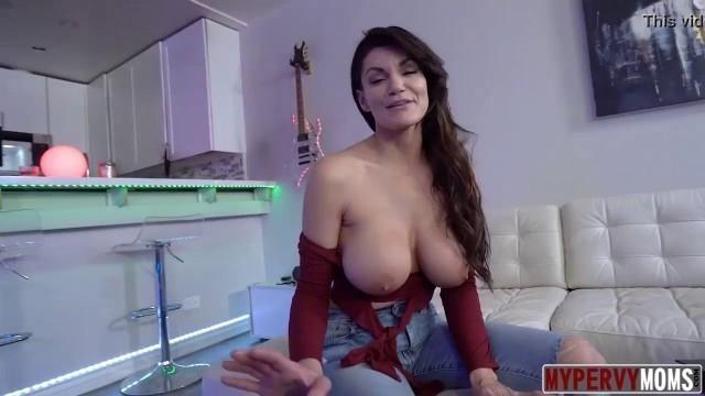 Becky Bandini Fuck Her Tight MILF Pussy Hard