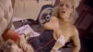 Porn Star Nina Hartley 3 way Hardcore Fucking