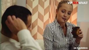 LOS CONSOLADORES - #Christina Shine #Sicilia Model - Dirty 4some Fun With A Sexy Hungarian MILF