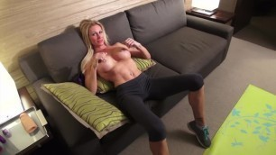 MILF Yoga - Ceira Part 1