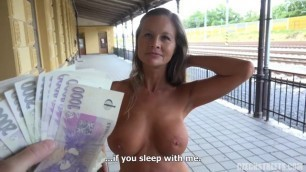 Denisa - Public Pickups